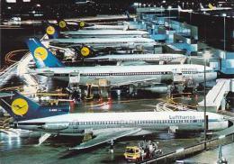 Germany Frankfurt Rhein-Main Airport
