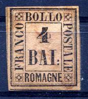 ROMAGNA 1859 - 4 Bai  MH (small Thin) - Romagna