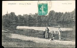 90 OFFEMONT / L'Etang Du Moulin / - Offemont