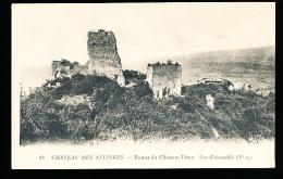74  ALLINGES / Ruines Du Château-Vieux / - Autres Communes