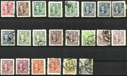 CHINA..1948..Michel # 805 - 816...MIX. FULL SET. - 1912-1949 Republic