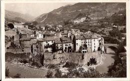 CP Entrevaux La Ville Et Les Remparts 04 Alpes De Haute Provence - Francia