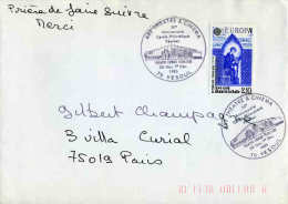 FRANCE - VESOUL 1985 - THEATRE EDWIGE FEUILLERE - Theater
