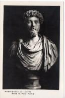 CP - PHOTO -  A.1159 - MUSEE DU LOUVRE - BUSTE DE MARC AURELE - - Sculptures