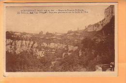 H 01 Corveissiat, Route De Bourg A St Claude - France