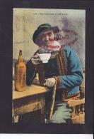 CpJ549 - Une Bonne Bolée De Cidre Breton - Villard 1698 - (29 - Finistère) - Quimper
