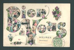 """MEURES  (52) : """" BIEN A VOUS """" - Sonstige Gemeinden"""