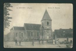 """MEURES  (52) : """" L'EGLISE """" - Sonstige Gemeinden"""
