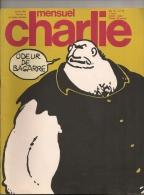 Charlie Mensuel 1ère Série. N° 76 De 1975 - Magazines