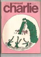 Charlie Mensuel 1ère Série. N° 90 De 1976 - Magazines