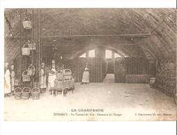 CPA-51-epernay- Le Travail  Du Vin-DESCENTE DU TIRAGE-LA CHAMPAGNE- - Epernay