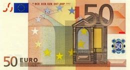 EURO ITALY 50 S TRICHET JUST ONE J060 J061 J063 J065 J066 J067 J069 J070 J072 J073 J074 J075 J077 J078 ALL UNC - EURO