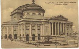 Italie - Palermo Nuovo Teatro Massimo - Palermo