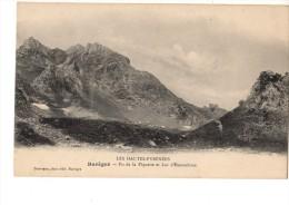 65-----BAREGES--les Hautes-pyrénées--pic De La Piquette Et Lac D´escousbous--voir 2 Scans - France