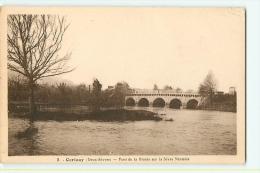 Cerizay : Pont De La Branle Sur La Sèvre Nantaise. 2 Scans. Edition Jehly Poupin - Cerizay