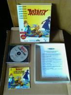 Jeu Vidéo Infogrames Philips 1995 Pour Mac ASTERIX Et Le Défi De César  – - Astérix