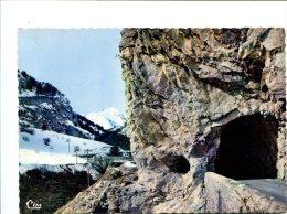 CP - SAINT ETIENNE EN  DEVOLUY (05) Le Tunnel - Francia