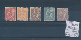 FRANCE MOUCHON 1900/01 ISSUE LH