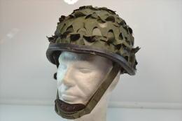 Casque F1 Armée Française Avec Couvre Casque Camouflé Choucroute. Idéal Airsoft / Softair / Paintball - Casques & Coiffures