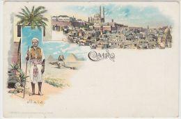 18935g LE CAIRE - Sais - Pyramides - Le Caire