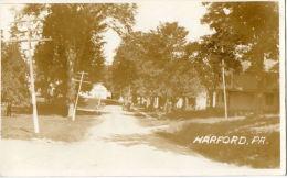 HARFORD (Etats Unis D'Amérique) Rue - Etats-Unis