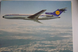 LUFTHANSA    B 727     D ABHI  AIRLINE ISSUE - 1946-....: Moderne