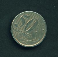 BRAZIL - 2000  50c  Circ. - Brazil