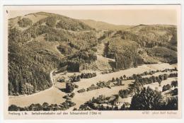 Bade-Wurtemberg              Freiburg I. Br.       Seilschwebebahn Auf Den Schauinsland (1266m) - Freiburg I. Br.