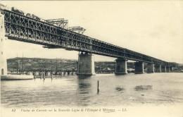 Viaduc De Caronte Sur La Nouvelle Ligne De L'Estaque à Miramas. - Other Municipalities