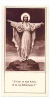 """IMAGE PIEUSE    : """" Croyez En Mon Amour Et En Ma Miséricorde - Neuvaine De Confiance à Jésus """" - Images Religieuses"""
