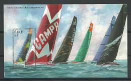 Ierland 2012  Ocean Volvo Race BF 94 *** - Blocs-feuillets