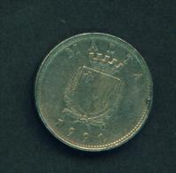 MALTA - 1991  10c  Circ. - Malta