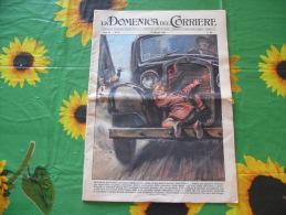 WW2 LA DOMENICA DEL CORRIERE N.21 1959 LAINATE MILANO ISIDE VANOLI SHIRLEY O NEIL SQUALO - Libri, Riviste, Fumetti