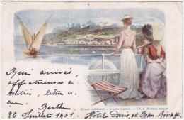 1797-France 74-Henin Lietard Mines De Dourges Fosse 3 Et 3 Bis Dites Mulot-Imp Bertin Doisy - Evian-les-Bains