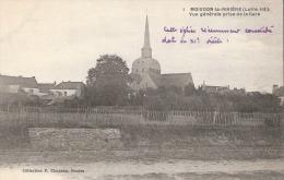 Moisdon-la-Rivière (44) Vue Générale Prise De La Gare - Moisdon La Riviere