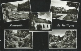 Rettigny - Souvenir De ... - Carte Multivues - 1959 ( Voir Verso ) - Gouvy