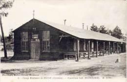 SOUGE - Cantine Le Monnier  Camp Militaire     (60900) - France