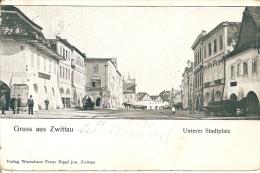 1902 - Svitavy. Gute Zustand, 2 Scan - Tchéquie
