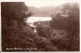 Yorkshire Postcard - Hollow Meadows, Wyming Brook    E536 - Autres