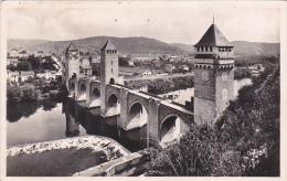 France Cahors Le pont Valentre et le Lot Photo