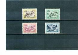 Triest Zone B (STT-VUJA) 1953 Sport Michel 98-101 Postfrisch / MNH - Ungebraucht
