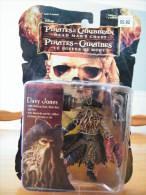 Figurine Pirates Des Caraibes-coffre De L'homme Mort-Davy Jones By Zizzle Toys - Figurines
