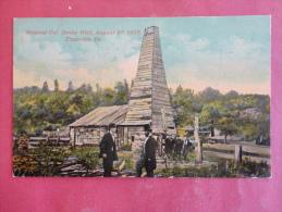 Titusville,PA--Original Col. Drake Well--cancel 1914--PJ 260 - United States
