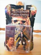 Figurine Pirates Des Caraibes-coffre De L'homme Mort-Will Turner By Zizzle Toys - Figurines