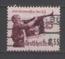 GERMANIA  REICK          USED     N. CAT. SCOTT   464 - Used Stamps