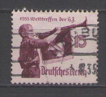 GERMANIA  REICK          USED     N. CAT. SCOTT   464 - Oblitérés
