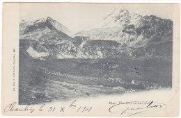Mont  Thuria  Et  Grand  Col - France