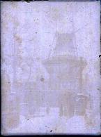 Fotoplatte - Die Alte Mühle In Potsdam              1931 - Glasdias