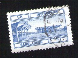 BANGLADESH Oblitération Ronde Used Stamp Kamalapur Railway Station Gare - Bangladesh
