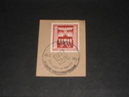 D-Reich Deutches Reich 3. Reich Werbestempel Sonderstempel 1943 Wien Jahre Machtübernahme - Germany